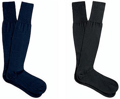 calcetines invierno vestir hombre