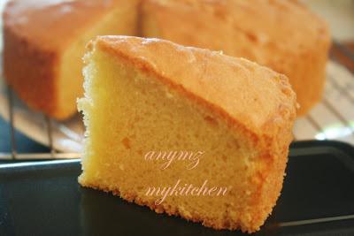 kek ni memang moist.
