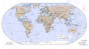 Mapa del mundo mapa politico del mundo
