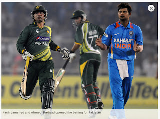 Nasir-Jamshed-Ahmed-Shehzad-Suresh-Raina-India-v-Pakistan-2nd-T20-2012