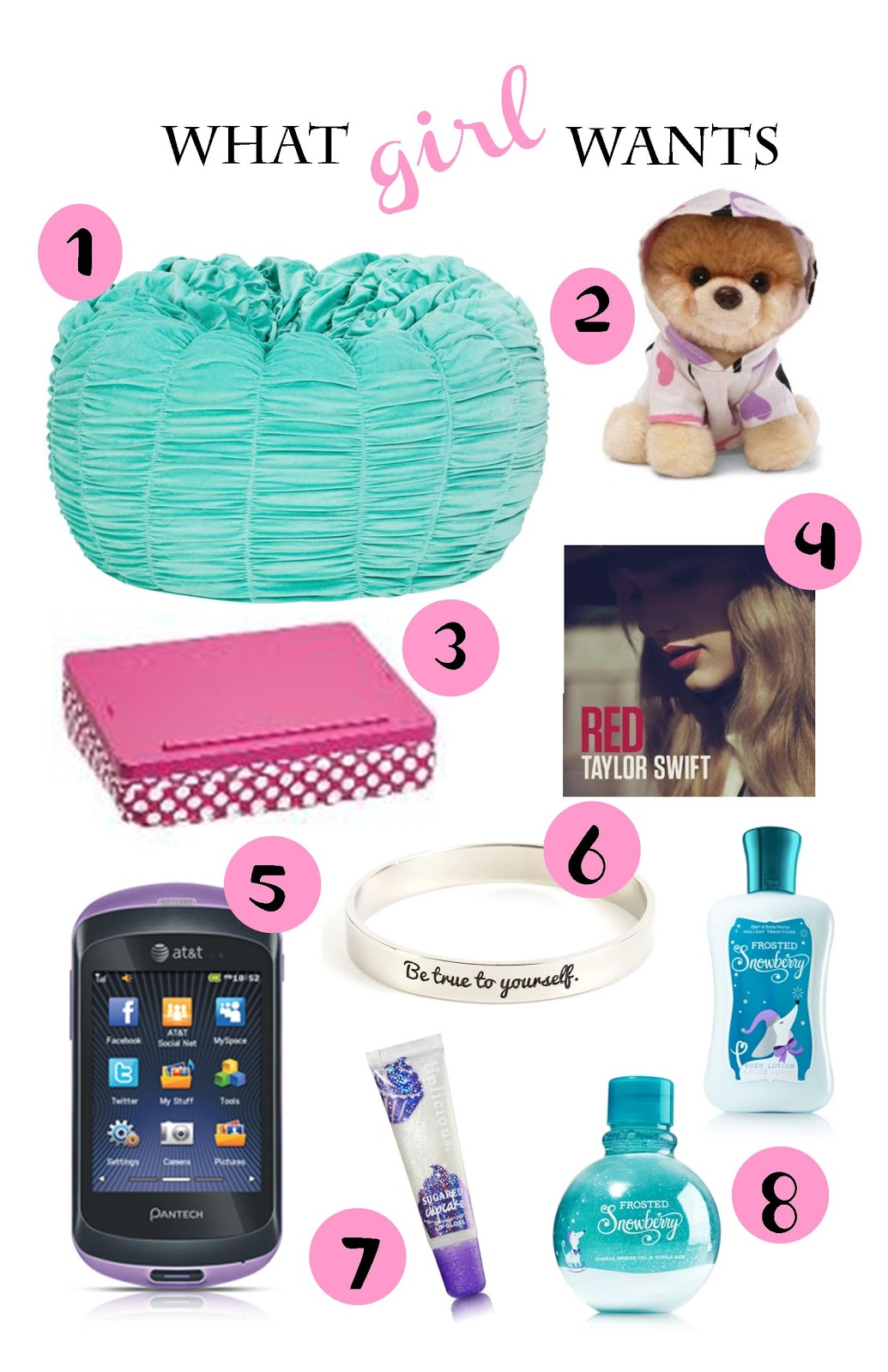 Amazing Christmas Gifts 2014 For Teen Girls Part - 6: Nice Christmas Gifts For Teenage Girls 2014 Part - 11: Good Birthday  Present Ideas For