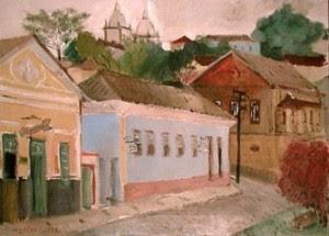 pintura de Matias Marcier
