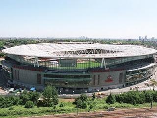 [imagetag] Sejarah Bediri Stadion Emirates (Arsenal)