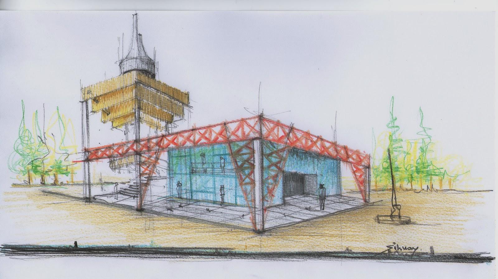 Taller josima 1 for Tecnicas de representacion arquitectonica pdf