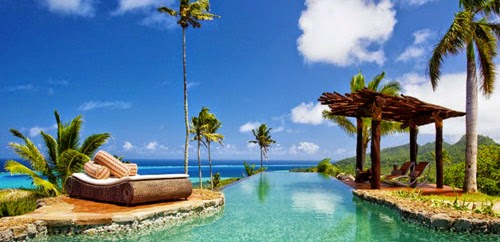 Hilltop Estate en Laucala Island Resort