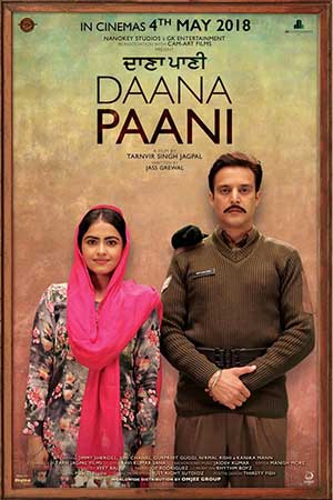 Daana Paani 2018 Punjabi Full Movie WEB DL 720p