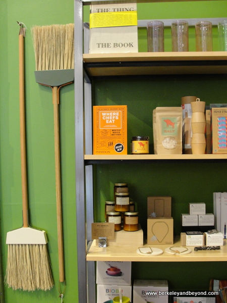 gift shop at the Museum of Craft and Design in San Francisco