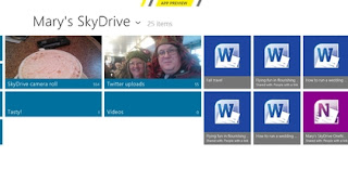 SkyDrive: Finally recycle bin