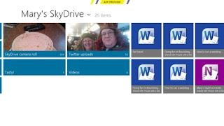 SkyDrive: Finally recycle bin