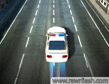 Jogos de corrida, carro, policial, tiro: Driving Force.