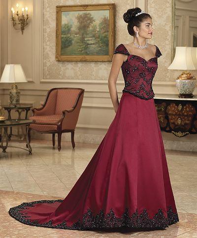 Wedding Dress on Aibob  Red Hot Wedding Dresses