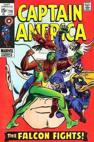 Captain America #118 image