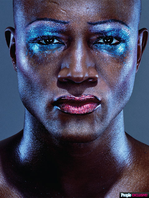 First look at Taye Diggs in HEDWIG AND THE ANGRY INCH