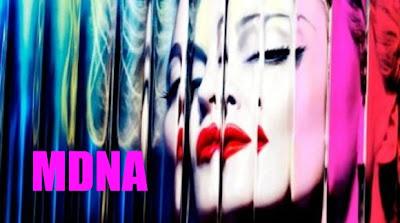 MDNA: MadonnaTodo listo para el lanzamiento de su nuevo álbum