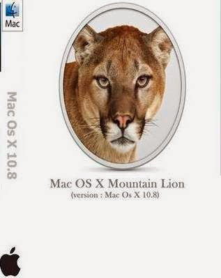 Mac OS X Mountain Lion Cover