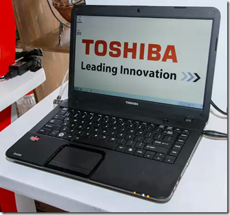 Toshiba Satellite C800D 1003