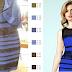 El vestido es azul, pero no está mal verlo blanco y dorado