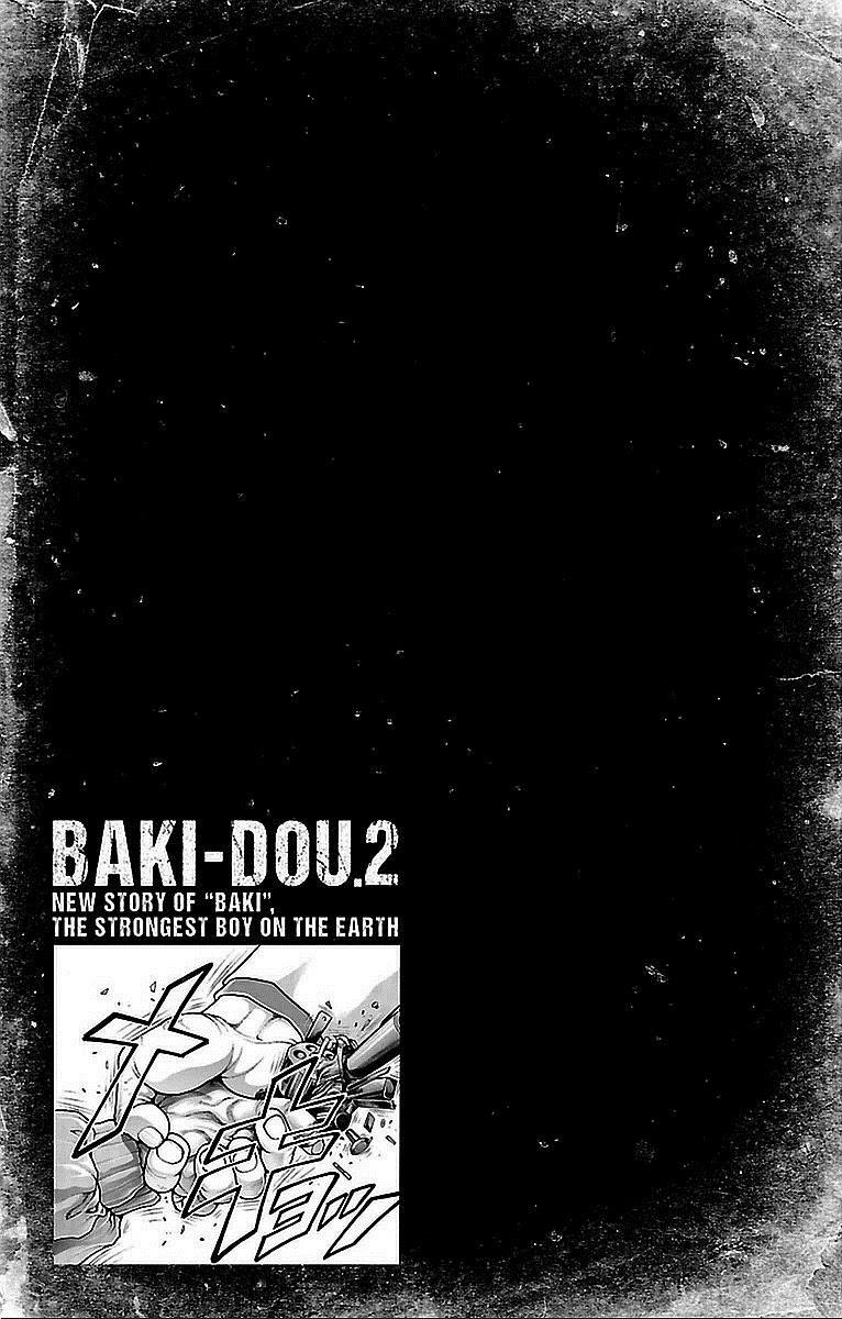 Baki Dou chap 10 Trang 27 - Mangak.info
