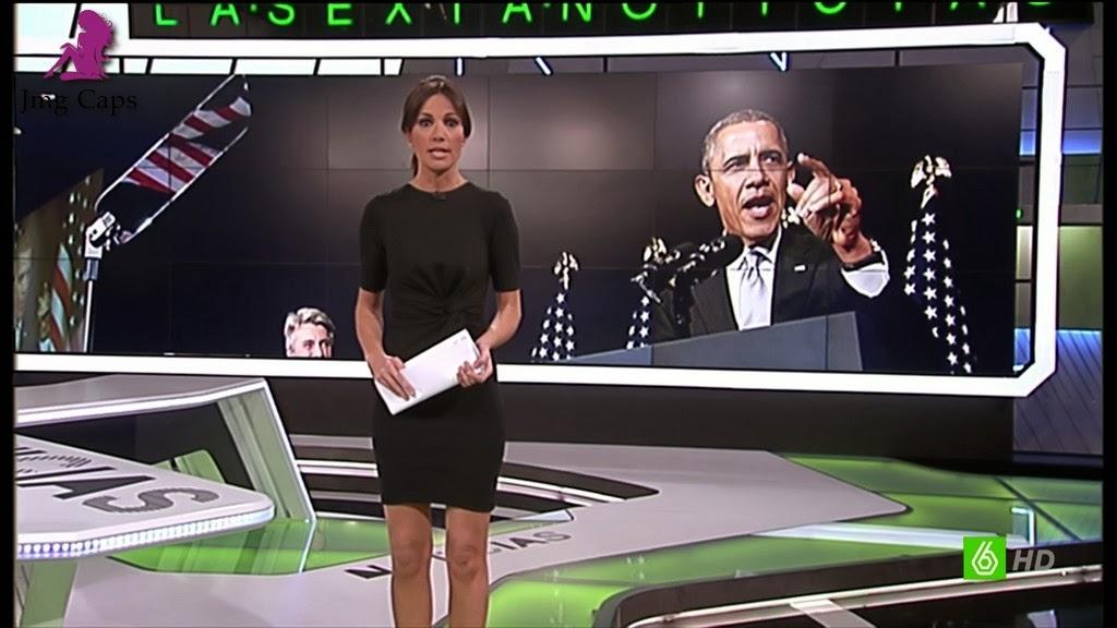 CRISTINA SAAVEDRA, LA SEXTA NOTICIAS (04.03.14)