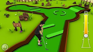 Android Mini Golf Game 3D