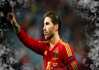 Sergio Ramos is ready to play against France