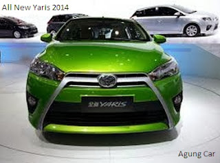 All New Toyota Yaris 2014 Lebih menjanjikan, Agung Car