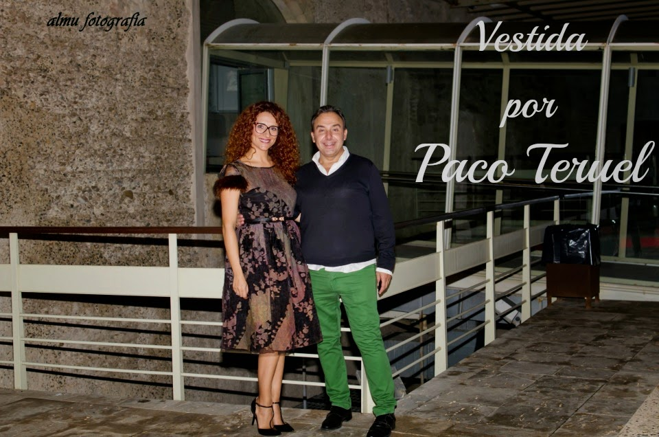 Vestida por Paco Teruel_So chic by Patricia