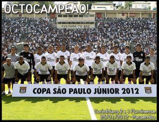 É CAMPEÃO!!!!