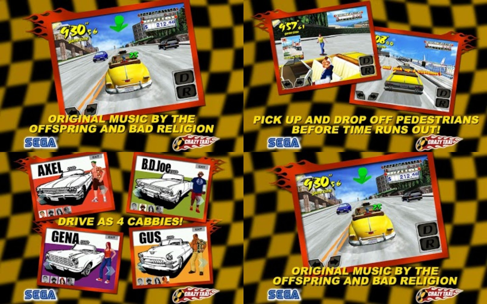 Download Game Android Crazy Taxi Mod Apk - shelinoa