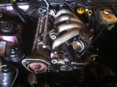 Porsche 944 Engine Intake Manifold