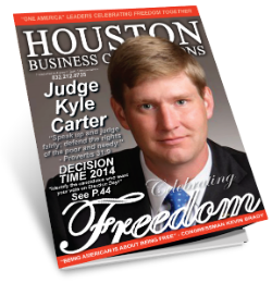 "MEET JUDGE KYLE CARTER A ""THOUGHT LEADER"" FOR THIS SERIES"