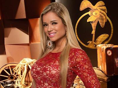 Hot Brazil Model Aryane Steinkopf MMA Ring Girl ...