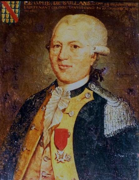 Le Comte de Saillans