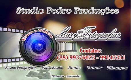 Studio Pedro Produções e Mary Fotografias