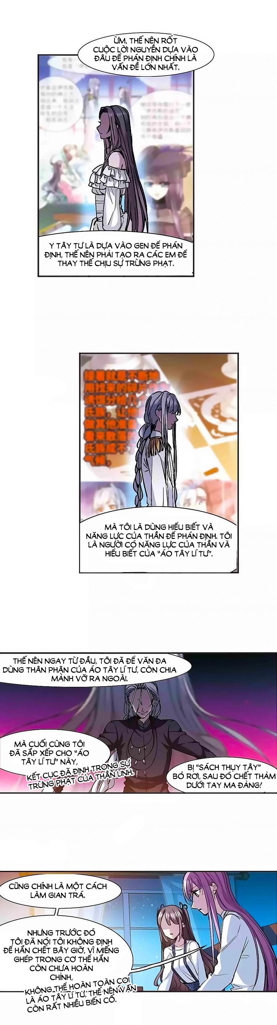 Huyết Tộc Cấm Vực – Chap 129.1