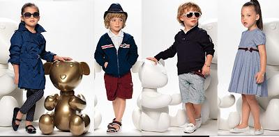 GUCCI INFANTIL COLECCIONES 2011 GUCCI CHILDRENS