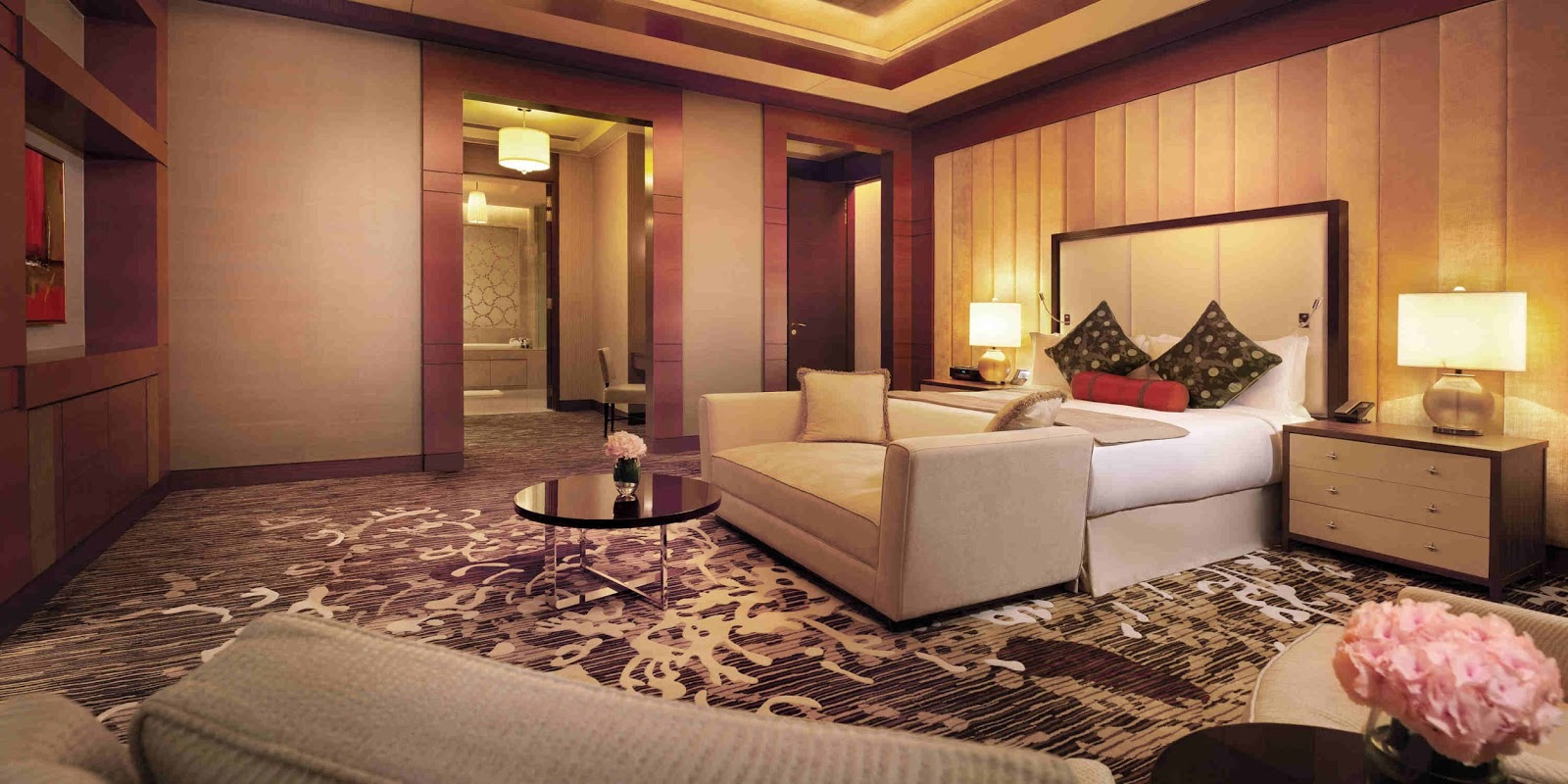 Married - Marina Bay Sands Bridal Suite (Marina Suite) - Mel Ben ...