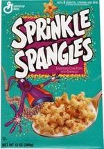 Doeblerghini Bunch: Sprinkle Spangles