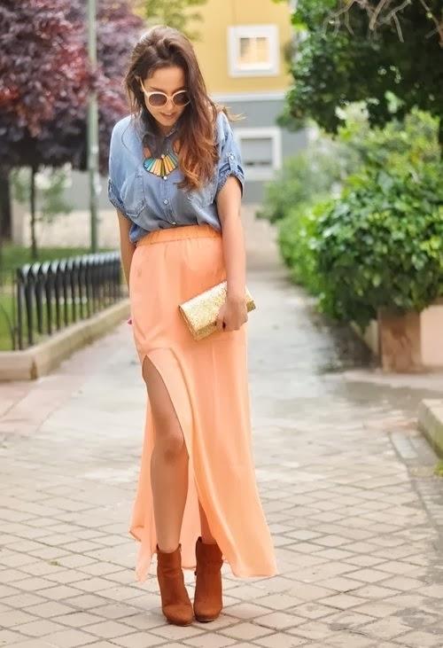 Vestidos y las mejores faldas de temporada