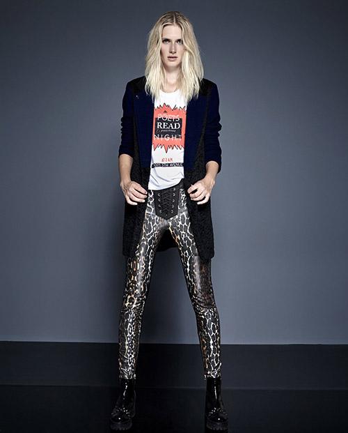 Kosiuko leggings otoño invierno 2015. Moda invierno 2015