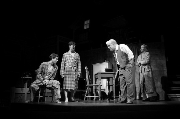 a theater experience during the show of the play death of a salesman Found in my analysis show that there is a death of a salesman 3) and with this play set in brooklyn during the late 1940s, death of a salesman follows.