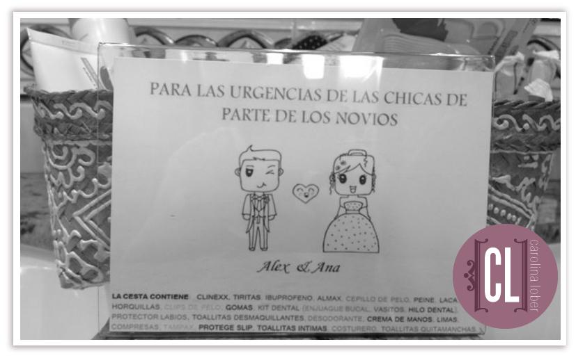 Set De Baño Detalle Boda:Carolina Lober :: Asesora de imagen y protocolo: ¿Os venís de boda?