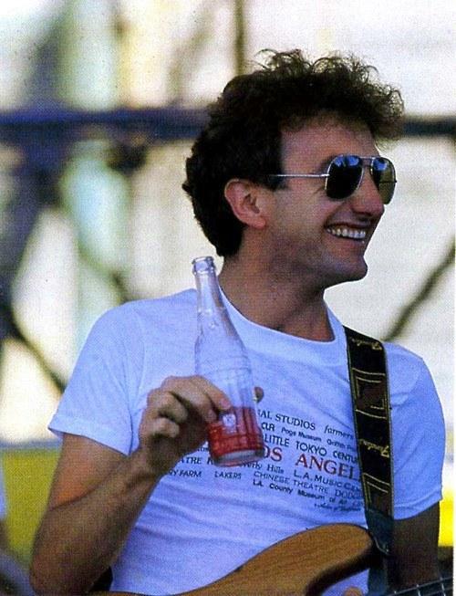 Bespectacled Birthdays: John Deacon, c.1981