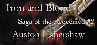 Book Blast: Iron and Blood by Auston Habershaw