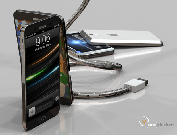 Amazing iPhone 5 Concept