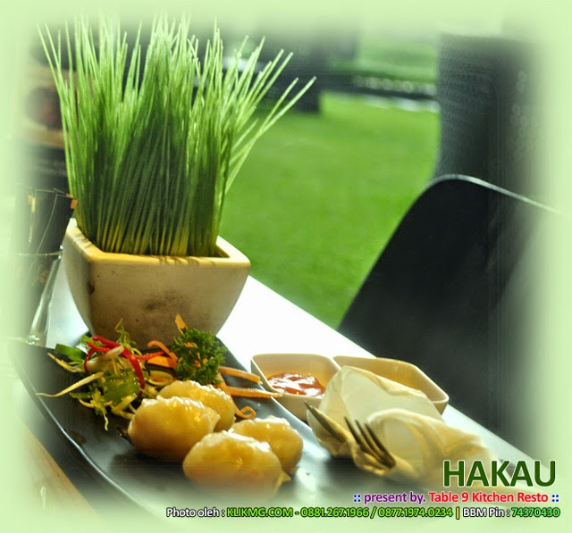 Chinese Food : HAKAU - Table Nine Restaurant - Photo by. KLIKMG.COM Photography
