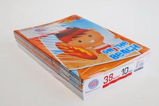 buku tulis sinar dunia 38
