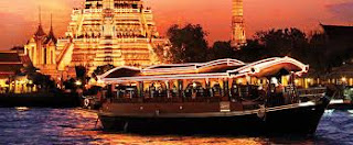 Chaopraya River Cruise Pattaya
