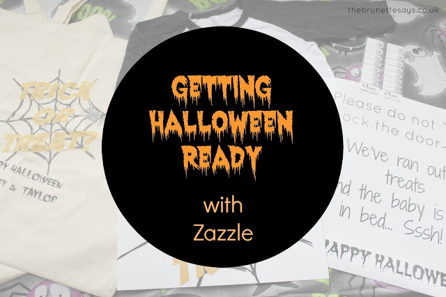 Zazzle, custom made, Halloween
