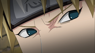 Temari's eyes are creepy @ Rewriting Life